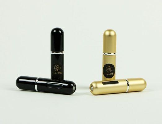 Flacon goud en zwart 600-400