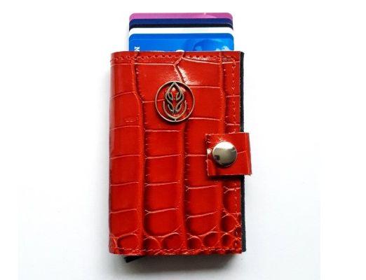 Cardholder Rosso 2 600-400